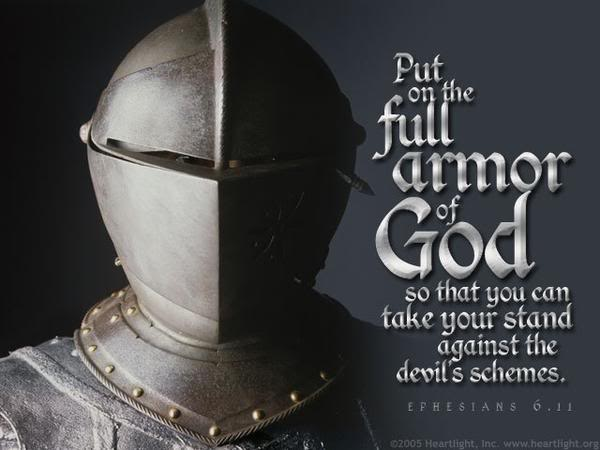 Put On The Full Armor Of God--Heartlight, Inc.