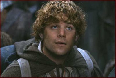 Sean Astin As Samwise Gamgee in The Lord Of The Rings Trilogy