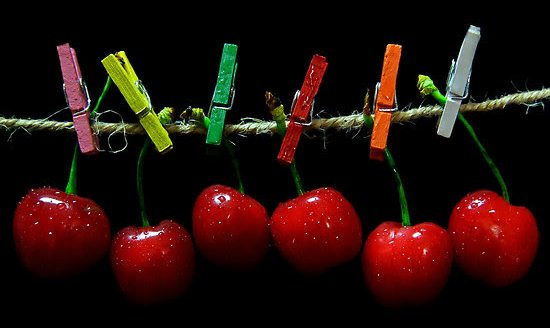 Cherries Still Life--Photobucket