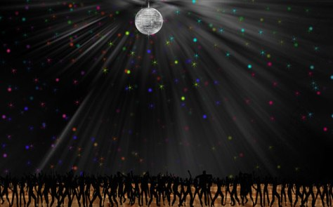 Dance The Night Away by Pennie Gibson--Public Domain Pictures