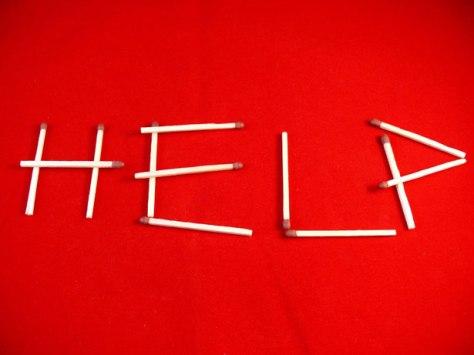 Help by Anna Cervova