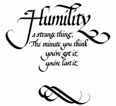 Humility--Photobucket